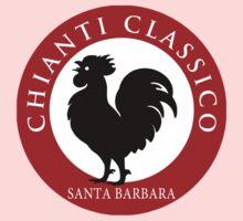 Black Rooster Santa  Barbara Chianti Classico Kids Clothes