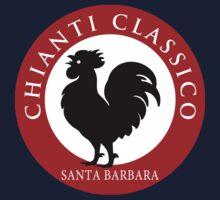 Black Rooster Santa  Barbara Chianti Classico One Piece - Long Sleeve