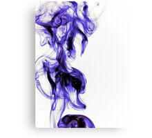 Like Ink in Water Canvas Print