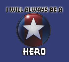 I will always be a HERO by sbvert