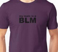 my main is a black mage Unisex T-Shirt