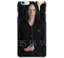 Severus Snape and the Marauders  iPhone Case/Skin