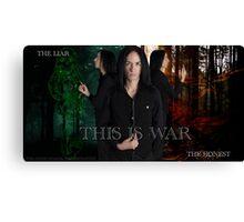 Severus Snape and the Marauders  Canvas Print