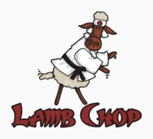 Lamb Chop by Corrie Kuipers