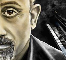 Billy Joel Piano man by davidburles