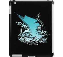 Sail FL Aqua iPad Case/Skin