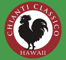 Black Rooster Hawaii Chianti Classico  Kids Clothes