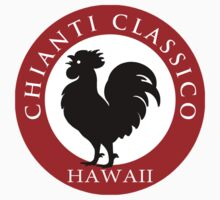 Black Rooster Hawaii Chianti Classico  One Piece - Short Sleeve