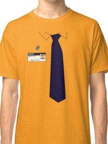 Dwight K. Schrute Uniform Classic T-Shirt
