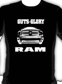 Glory Guts Ram white T-Shirt