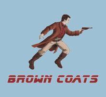 Browncoats or BladeRunners Kids Tee