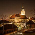 Church of Our Lady Victorious, Prague, Czech Republic by Petr Klapper