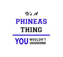 It's a PHINEAS thing, you wouldn't understand !! by thestarmaker