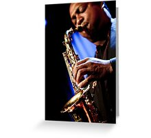 Vincent Herring Greeting Card