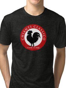 Black Rooster New York Chianti Classico  Tri-blend T-Shirt