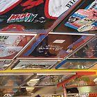 DGN Ceiling Jerseys by Jon  Johnson