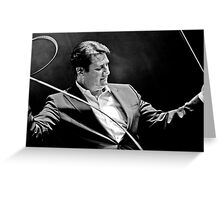 Tony Hadley Greeting Card
