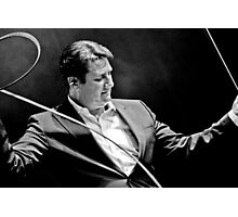 Tony Hadley Photographic Print