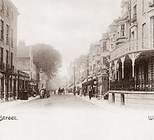The Broadway, Worthing. by CentenaryImages