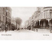 The Broadway, Worthing. Photographic Print