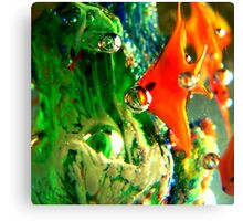 Saturation Obscura Canvas Print