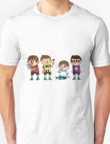 Villager Bros. (SSB4) Unisex T-Shirt