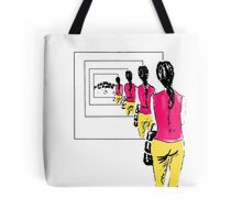 Depeche Mode : Dreaming Of Me - paint - Without name Tote Bag