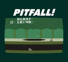 PITFALL! Tee by BluAlien