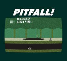 PITFALL! Tee by BluAlien