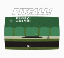 PITFALL! Tee One Piece - Short Sleeve