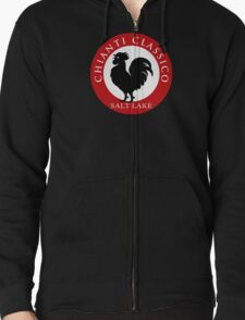 Black Rooster Salt Lake City Chianti Classico  T-Shirt