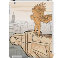 Contemplation — Learning to Fly iPad Case/Skin