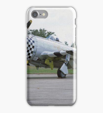 Republic P-47 Thunderbolt iPhone Case/Skin