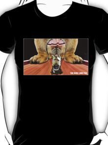 the dude lord pug T-Shirt