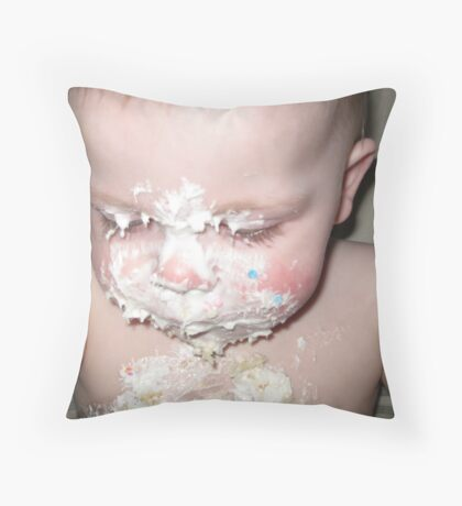 Party Decorations Throw Pillow