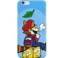 Super High Mario 2 iPhone Case/Skin
