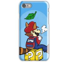Super High Mario 2 iPhone Case/Skin