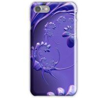 Blue Scorpion iPhone Case/Skin