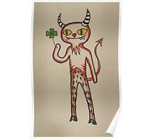 Lucky Devil Poster