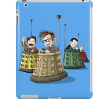 Bump the Doctor iPad Case/Skin