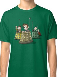 Bump the Doctor Classic T-Shirt