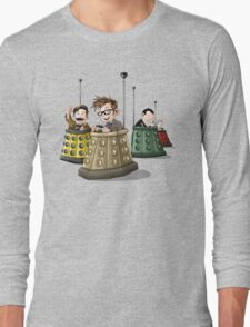 Bump the Doctor Long Sleeve T-Shirt