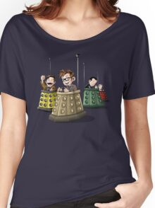 Bump the Doctor Women's Relaxed Fit T-Shirt
