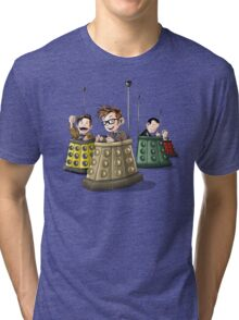 Bump the Doctor Tri-blend T-Shirt
