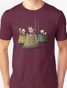 Bump the Doctor Unisex T-Shirt