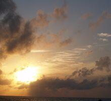 Majestic Sunset by Jonathan Dower