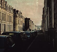 { the street } by Louise LeGresley