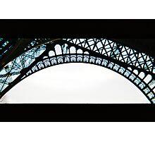 Eiffel detail Photographic Print