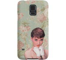 Effervescent Audrey Samsung Galaxy Case/Skin