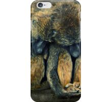 Stay together iPhone Case/Skin